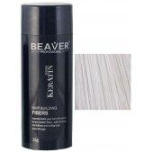 keratine haarvezels 28 gram wit kopen beaver keratin natural hair fibers
