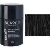 keratine haarvezels 12 gram zwart