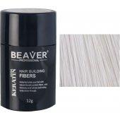 keratine haarvezels 12 gram wit verschil toppik en beaver proefverpakking